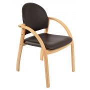 Кресло посетителя (конференц-кресла) KH-01Beech