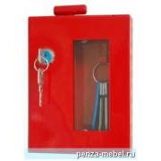 Металлический шкаф для ключей КЛ-1 (пожарная)
