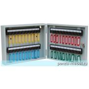 Металлический шкаф для ключей КЛ-40