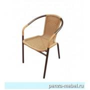 Кресло - Ротанг Ассоль-1 капучино А2