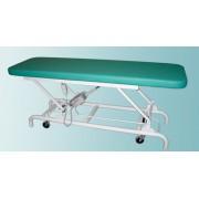 Стол для массажа регулируемый по высоте без подлокотников