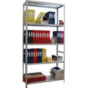 Стеллаж металлический архивный (100 кг на полку)