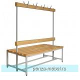 Компания Пенза Мебель предалагает выбрать и купить скамьи для гардероба