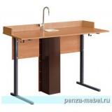 Мебель для кабинетов химии и физики