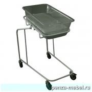 Кровать для новорожденных КТН-01 МСК-130