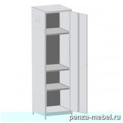 Шкаф для инвентаря металлический ШМЛ-01 ЛАВКОР