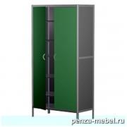 Шкаф лабораторный для одежды ШОК-Л-02 Лавкор