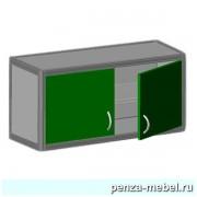Шкаф лабораторный навесной ШНК-Л-03 ЛАВКОР