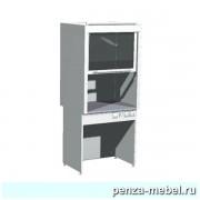 Шкаф вытяжной ШВ-01-МСК (пластик)