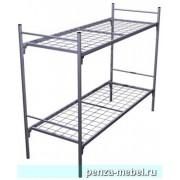 Кровать металлическая с усилением