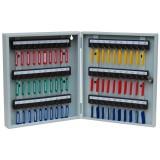 Металлические шкафы для хранения ключей