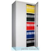 Металлический архивный шкаф шириной 910 мм