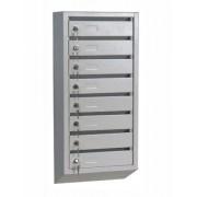 Ящик почтовый КП-8 (8 секций)