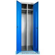 Шкаф для одежды эконом с двумя дверцами