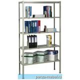 Компания Пенза мебель предлагает выбрать и выгодно купить металлические стеллажи для архива и склада