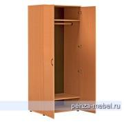 Шкаф для одежды (ширина 56 см)
