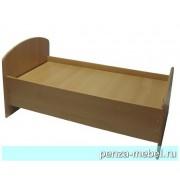Кровать детская одноярусная ЛДСП
