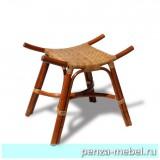 Столы, стулья из ротанга