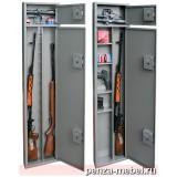Оружейные шкафы сталь 1,5-2 мм.