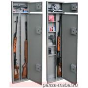 Оружейный шкаф  Городской-1