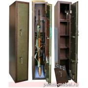 Оружейный шкаф ОШ-3Т