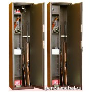 Оружейный шкаф КО-037Т