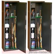 Оружейный шкаф О-33М