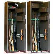Оружейный шкаф О-43