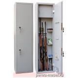 Оружейные сейфы сталь 3-5 мм.
