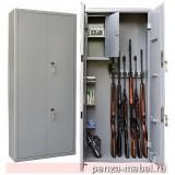 Оружейные шкафы сталь 2-3 мм.