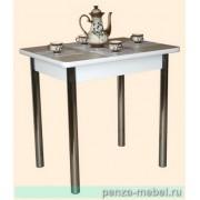 Кухонный стол-2 пластик(ящик)