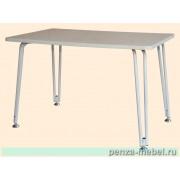 Стол обеденный на металлокаркасе